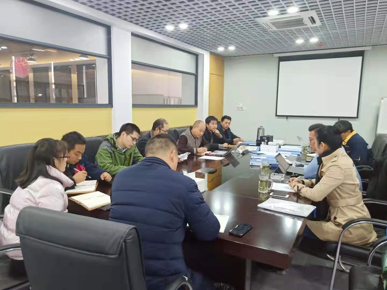 中心在安徽六安现场审核